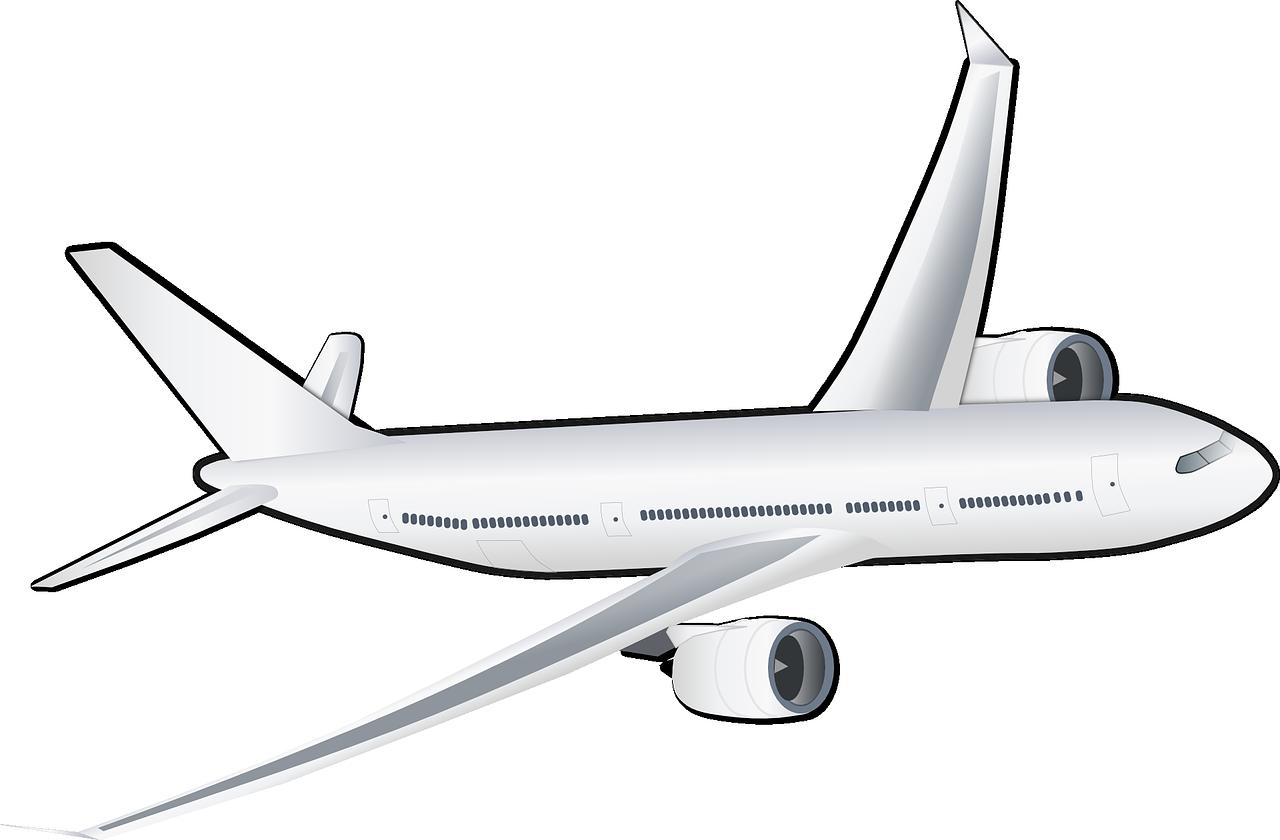 aeroplane, airliner, airbus